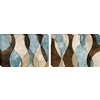 allen + roth 27-in W x 18-in H Contemporary Canvas Wall Art