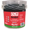 SENCO 6-in x 1-5/8-in Drywall to Wood Screws