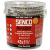 SENCO 8-in x 1-3/4-in Flooring to Wood Screws