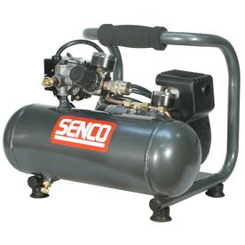 SENCO 1-Gallon 115-Volt Hot Dog Portable Electric Air Compressor