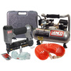 SENCO 1 HP 1-Gallon 120 PSI Electric Air Compressor