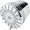 Sprite 5-in 2.5-GPM (9.5-LPM) Chrome 7-Spray Showerhead