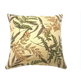 allen + roth Sunbrella 2-Pack Floral Square Throw Outdoor Decorative Pillows