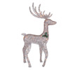 lowes deals on Holiday Living 4-ft 70-Light Champagne String Buck 745531-203
