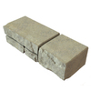 Tan Charcoal Basic Concrete Retaining Wall Block (Common: 16-in x 6-in; Actual: 16-in x 5.75-in)