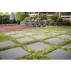Gray Square Concrete Patio Stone (Common: 12-in x 12-in; Actual: 11.7-in x 11.7-in)