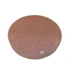 Oldcastle Fulton 12-in x 12-in Red Round Patio Stone (Actuals 11.88-in W x 11.88-in L)