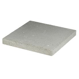 Gray Square Patio Stone (Common: 16-in x 16-in; Actual: 15.7-in x 15.7-in)