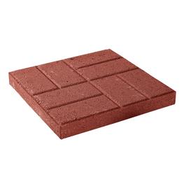 Home Depot Pavestone Red Brick Pattern