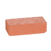 allen + roth Fulton 4-in x 8-in Red Holland Paver (Actuals 3.9-in W x 7.7-in L)