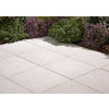 White Square Concrete Patio Stone (Common: 20-in x 20-in; Actual: 19.6-in x 19.6-in)