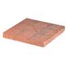 Red Charcoal Pinnacle Concrete Patio Stone (Common: 16-in x 16-in; Actual: 15.6-in x 15.6-in)