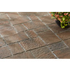 Tranquil Four-Cobble Patio Stone (Common: 16-in x 16-in; Actual: 15.7-in x 15.7-in)