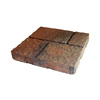 Ashland Four-Cobble Concrete Patio Stone (Common: 16-in x 16-in; Actual: 15.7-in x 15.7-in)