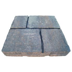 Allegheny Four-Cobble Concrete Patio Stone (Common: 16-in x 16-in; Actual: 15.7-in x 15.7-in)