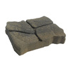Allegheny Alameda Concrete Patio Stone (Common: 11-in x 13-in; Actual: 11.1-in x 13.3-in)