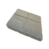 Arcadian Grand Concrete Patio Stone (Common: 16-in x 24-in; Actual: 15.6-in x 23.5-in)