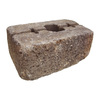 allen + roth Luxora 16-in L x 6-in H Jaxon Country Manor Retaining Wall Block (Actuals 15.8-in L x 6.2-in H)
