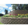 Tan Basic Concrete Retaining Wall Block (Common: 16-in x 6-in; Actual: 16-in x 6-in)