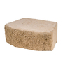 Tan Basic Retaining Wall Block (Common: 16-in x 6-in; Actual: 16-in x 6-in)