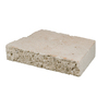 Fulton White Basic Retaining Wall Cap (Common: 12-in x 2-in; Actual: 12-in x 2.3-in)