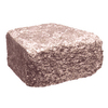 allen + roth Luxora 9-in L x 4-in H Limestone/Brown Countryside Retaining Wall Block (Actuals 8.6-in L x 4-in H)