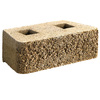 Oldcastle 16-in L x 5-in H Tan Basic Retaining Wall Block (Actuals 16-in L x 5-in H)