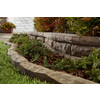 Tranquil Chiselwall Concrete Retaining Wall Block (Common: 12-in x 4-in; Actual: 12-in x 4.1-in)