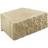 Desert Blend Basic Concrete Retaining Wall Block (Common: 17-in x 6-in; Actual: 15.6-in x 6.1-in)