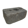 allen + roth Luxora 16-in L x 6-in H Tranquil Country Manor Retaining Wall Block (Actuals 15.8-in L x 6.2-in H)