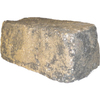 allen + roth Bertram Sand/Gray Flagstone Retaining Wall Block (Common: 8-in x 3-in; Actual: 8.8-in x 3-in)