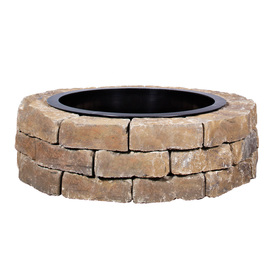 Lowes Flagstone Fire Ring Kit