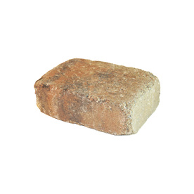 Ashland Olde Manor Concrete Retaining Wall Block (Common: 12-in x 4-in; Actual: 11.5-in x 3.5-in)