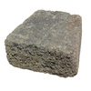 Allegheny Countryside Retaining Wall Block (Common: 9-in x 4-in; Actual: 8.6-in x 3.8-in)