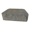 Allegheny Chiselwall Concrete Retaining Wall Block (Common: 12-in x 4-in; Actual: 12-in x 4-in)