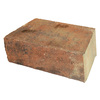 Fredrickson Chiselwall Retaining Wall Block (Common: 12-in x 4-in; Actual: 12-in x 4-in)