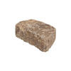 Britt Beige Flagstone Concrete Retaining Wall Block (Common: 11-in x 4-in; Actual: 11.2-in x 4-in)