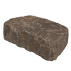 Tranquil Flagstone Concrete Retaining Wall Block (Common: 8-in x 3-in; Actual: 8.2-in x 3-in)
