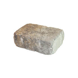 Allegheny Olde Manor Concrete Retaining Wall Block (Common: 12-in x 4-in; Actual: 11.5-in x 3.5-in)