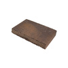 Oldcastle Jaxon Chiselwall Concrete Retaining Wall Cap (Common: 12-in x 2-in; Actual: 12-in x 2-in)
