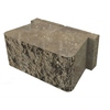 Belgard Cotswold Mist Basic Concrete Retaining Wall Block (Common: 12-in x 5-in; Actual: 12-in x 5.3-in)