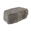 Chandler Blend Flagstone Concrete Retaining Wall Block (Common: 8-in x 3-in; Actual: 8.2-in x 3-in)