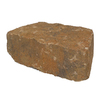 Northwoods Flagstone Concrete Retaining Wall Block (Common: 8-in x 3-in; Actual: 8.2-in x 3-in)