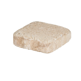 allen + roth Luxora 6-in x 6-in Sand Tan Countryside Patio Stone (Actuals 5.88-in W x 5.88-in L)