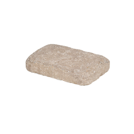 Tan Brown Countryside Concrete Patio Stone (Common: 6-in x 9-in; Actual: 5.8-in x 8.8-in)
