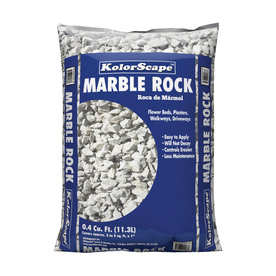 Kolor Scape 0.4 cu ft Marble Rock