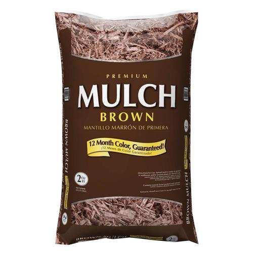 Premium 2-cu ft Hardwood Mulch