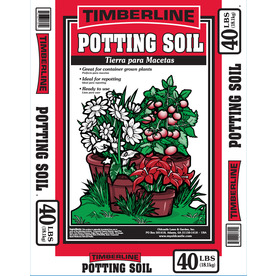 Shop timberline timberline 40 lb potting soil at for Potting soil clearance