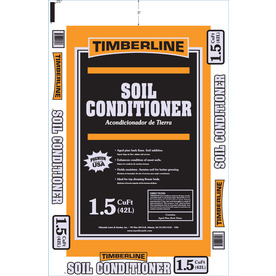 Timberline 1.5 cu ft Soil Conditioner