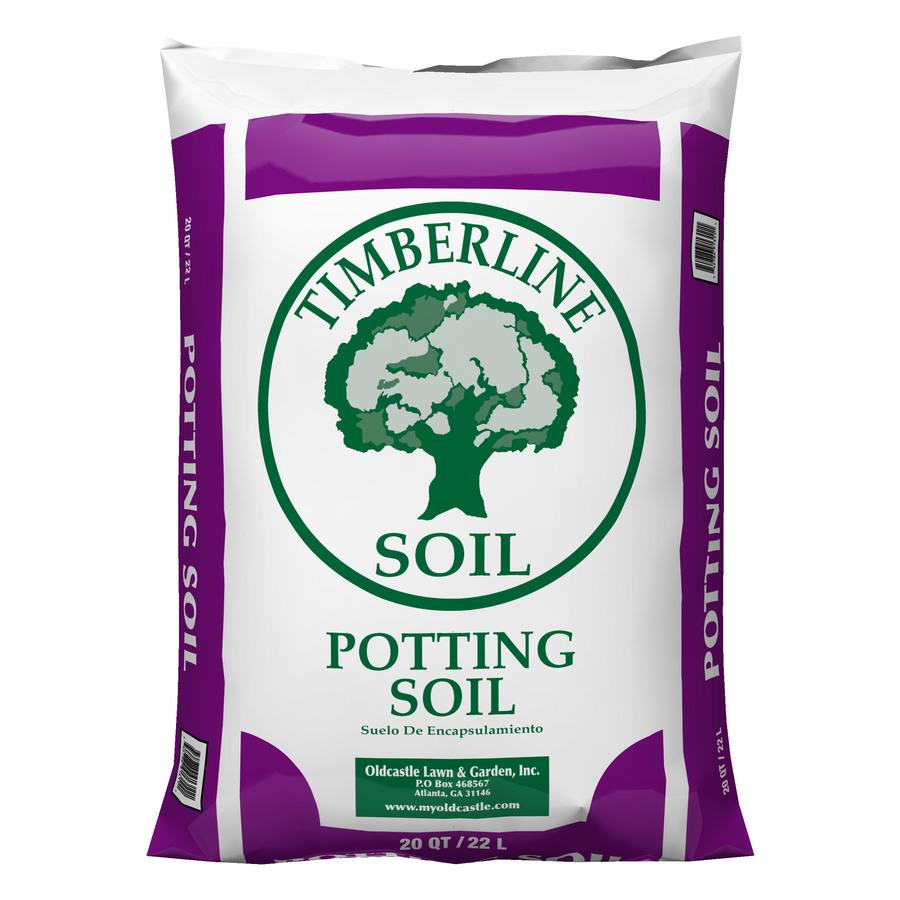 Shop oldcastle 20 quart potting soil at for Potting soil clearance